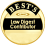 Best's Law Digest Contributor